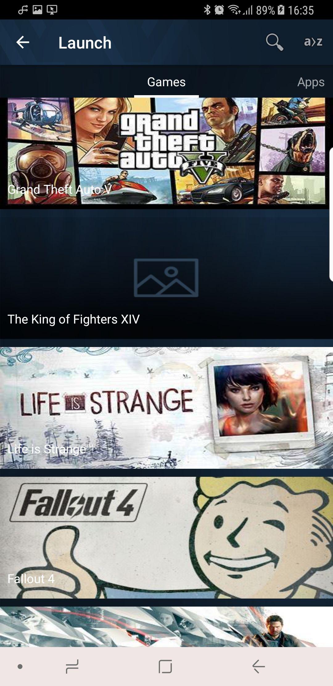 เล่นเกม PC บนมือถือหรือแทบเล็ต Android ผ่าน 4G / WiFi ง่ายๆ ด้วยแอป