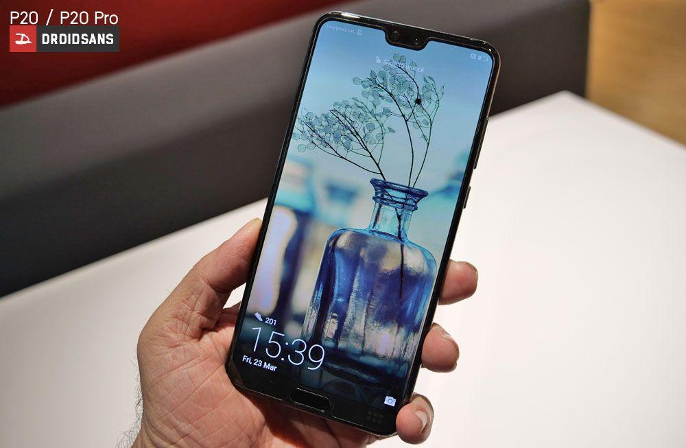 Preview | พรีวิว Huawei P20 และ P20 Pro กับดีไซน์ใหม่ และกล้องที่
