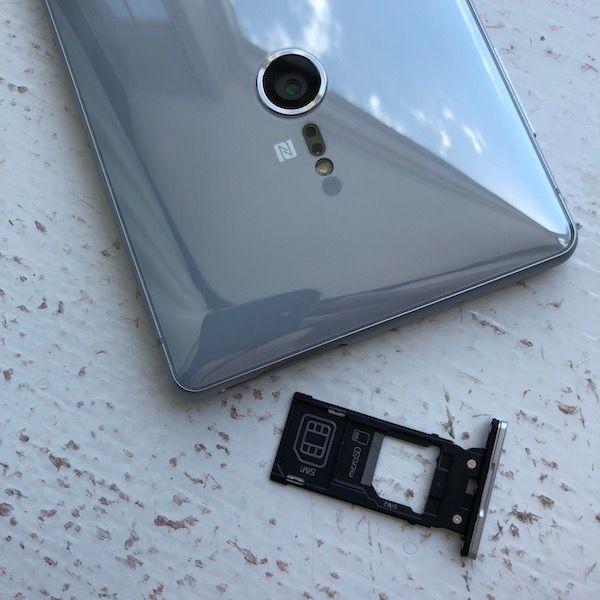 Xperia XZ2 : Dual 4G SIM