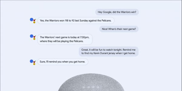 Google Assistant : Continued Conversation