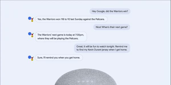 Google Assistant : Continued Conversation
