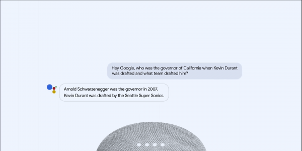 Google Assistant : Multiple Action
