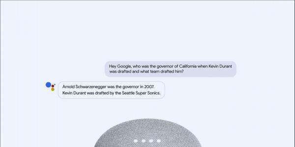 Google Assistant : Multiple Action