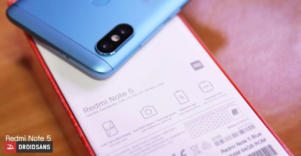 Preview | พรีวิว Redmi Note 5 แกะกล่องมือถือรุ่นใหม่ที่ Xiaomi พร้อม