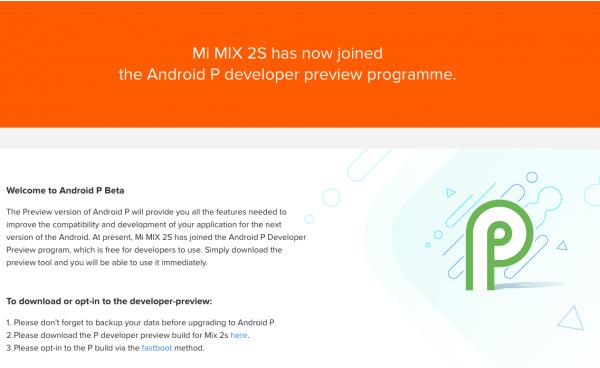 วิธีลง Android P Beta เวอร์ชั่นใหม่ เครื่องไหนใช้ได้ กดรับ