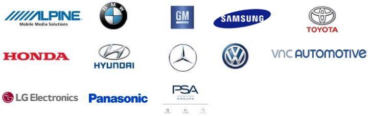 ค่ายรถและค่ายมือถือจับมือกัน ร่วมกันพัฒนา Digital Key ใช้มือถือแทน