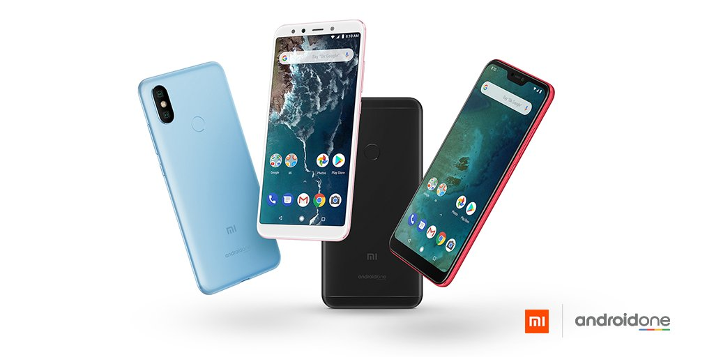 Xiaomi Mi A2 Introducing