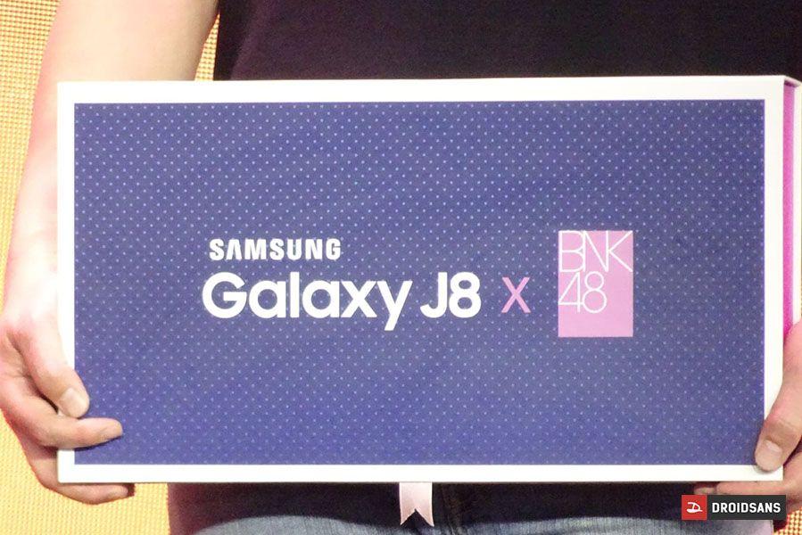 Samsung Galaxy J8 03