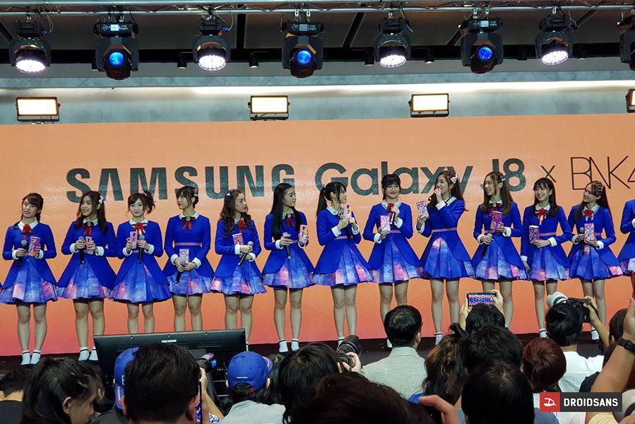 Samsung Galaxy J8 15