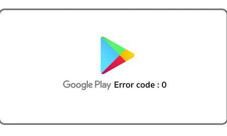google play error code 0