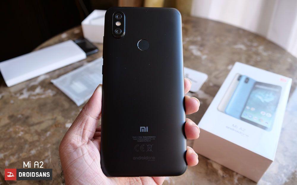 Xiaomi Mi A2 - Back