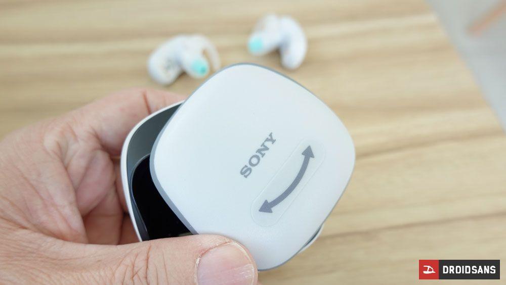 กล่องชาร์จหูฟัง Sony