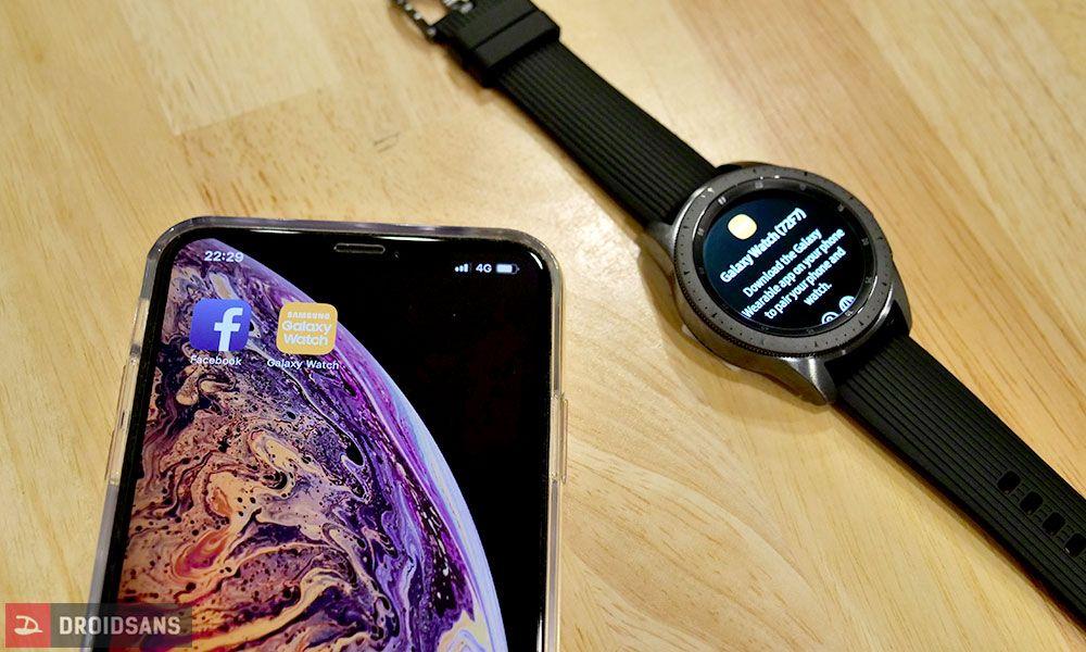 Review | รีวิว Galaxy Watch แจ้งเตือนดี ฟิตเนสได้ ลงน้ำสบาย