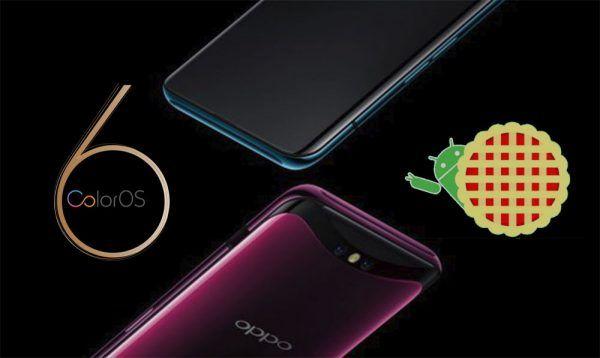 OPPO เตรียมปล่อยอัพเดท Android Pie (ColorOS 6) ให้ OPPO F9