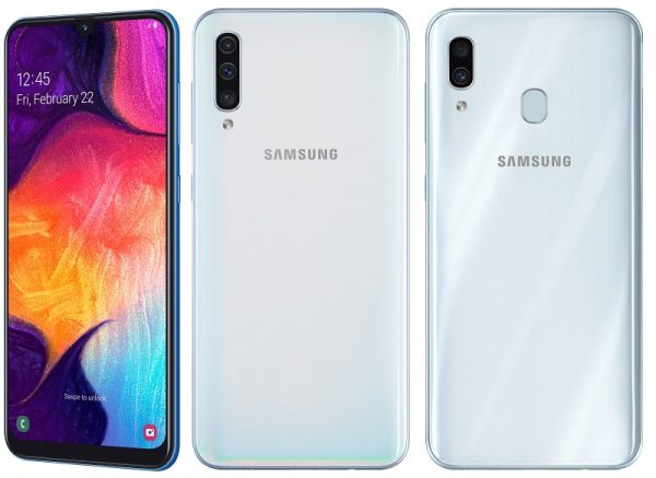 Samsung has launched the Galaxy A30 and Galaxy A50 with