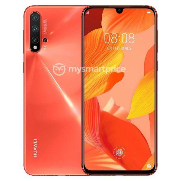 เผยภาพและสเปค Huawei Nova 5 Pro พร้อมกำหนดเปิดตัวในวันที่ 21