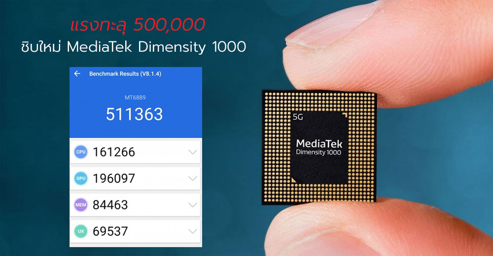 mediatek dimensity1000