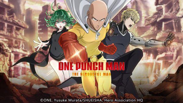 one punch man cov