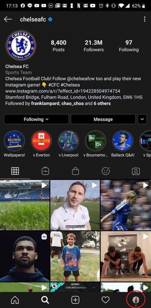 วิธีสมัคร Instagram