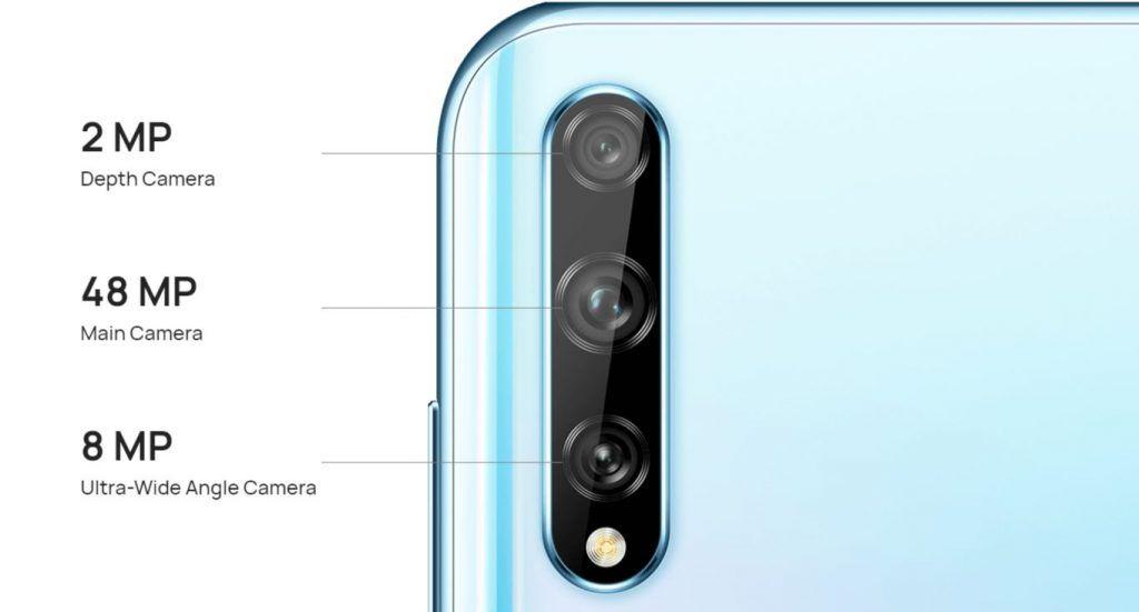 Huawei Y8p มือถือ 3 กล้องหลัง เซนเซอร์ RYYB, จอ OLED, ชิป Kirin ...