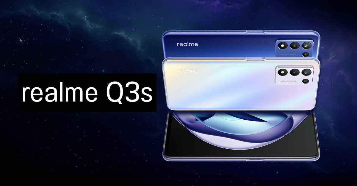 เผยโฉม realme Q3s มือถือ 5G สเปคเด็ด มากับหน้าจอ 144Hz และชิป Snapdragon 778G