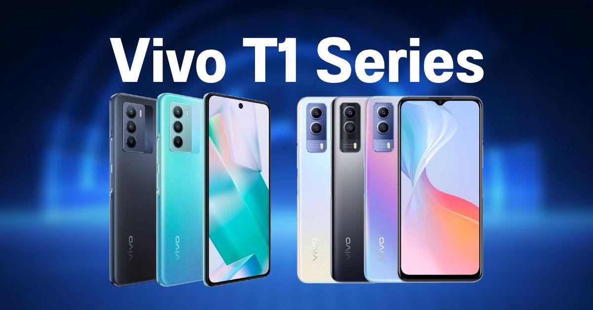 Vivo T1 และ Vivo T1x มือถือ 5G ซีรีส์ใหม่สเปคน่าใช้ เปิดตัวในจีนราคาเริ่มต้นไม่ถึง 9,000 บาท